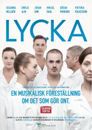 LYCKA AFFISCH
