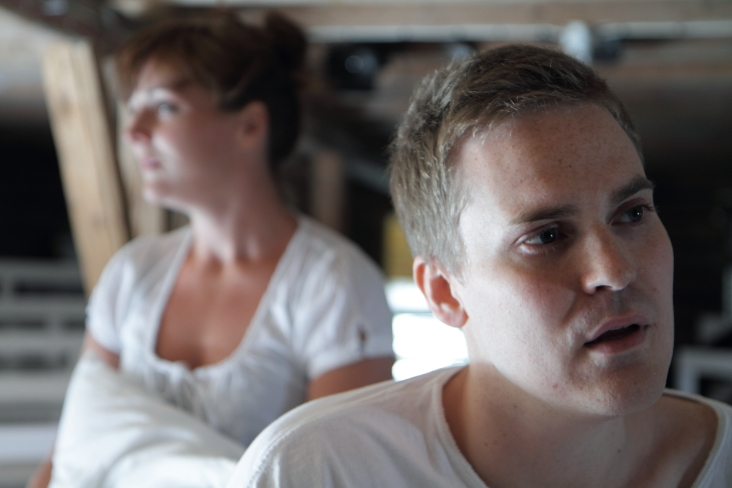 Susanna Helldén och Mikael Dahl