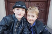 Charlie Parkrud & Viktor Werlenius