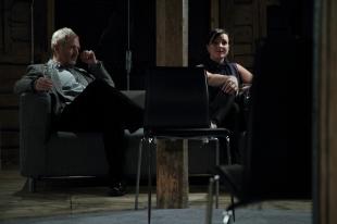 Göran Parkrud och Susanna Helldén