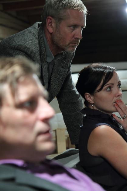 Ola Hedén, Göran Parkrud och Susanna Helldén