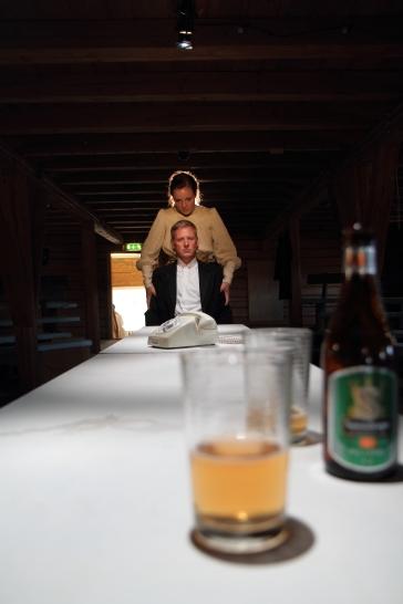 Susanna Helldén och Göran Parkrud