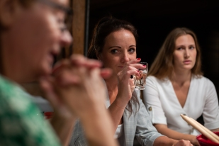 Jill Ung, Susanna Helldén, Lisa Parkrud