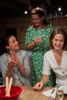 Susanna Helldén, Jill Ung, Lisa Parkrud